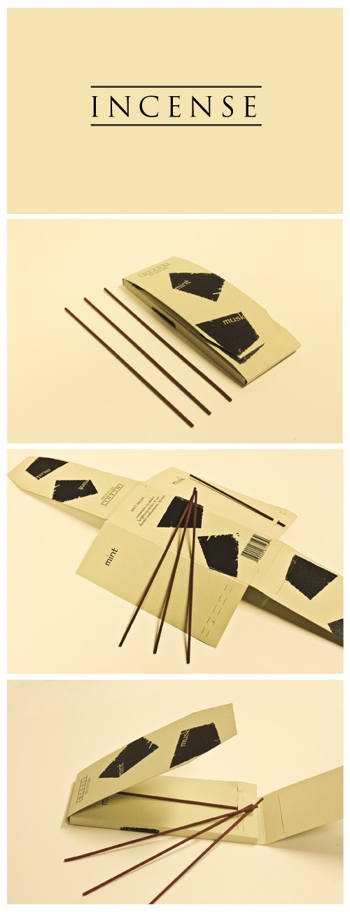 #marcograndis #packaging #graphic #incense