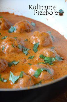 Pulpeciki w sosie pomidorowym, pulpety w kremowym sosie pomidorowym, pulpeciki wołowe w sosie, pulpeciki wieprzowe w sosie, pyszne pulpeciki w sosie.