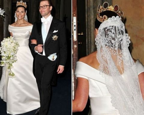 2507 best sweden 39 s royal family images on pinterest for Swedish wedding dress designer