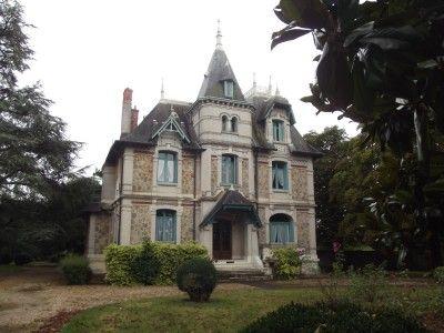 Acheter Vendre une maison à TOURS, en Indre_et_Loire, agence immobilière Centre