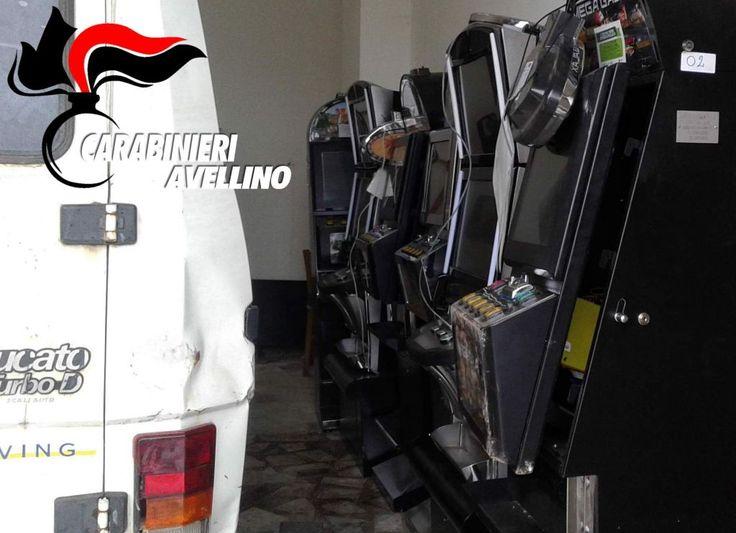 Morra De Sanctis (Avellino) - ladri in fuga: carabinieri recuperano intera refurtiva