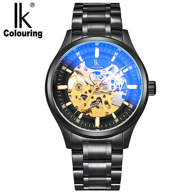 2017 IK Men's Skeleton Watches Auto Mechanical Wristwatch Stainless Steel Gift Box Free Ship #Skeleton watches http://www.ku-ki-shop.com/shop/skeleton-watches/2017-ik-men-s-skeleton-watches-auto-mechanical-wristwatch-stainless-steel-gift-box-free-ship/