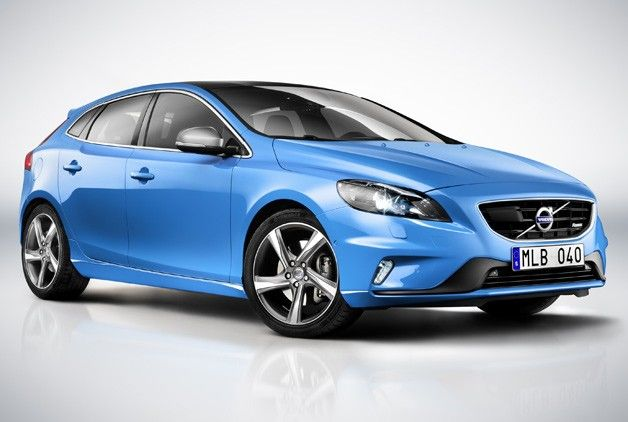 Volvo V40 Now Available in R-Design MSG Cars poor credit vehicles