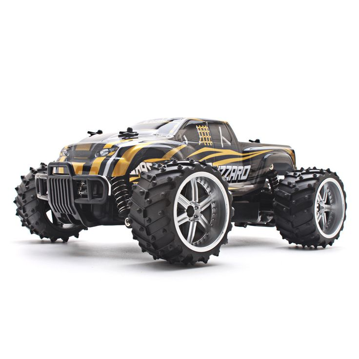 1:16 Electric RC Cars Off Road High Speed Remote Control Dirt Bike RC Car Model FCI#