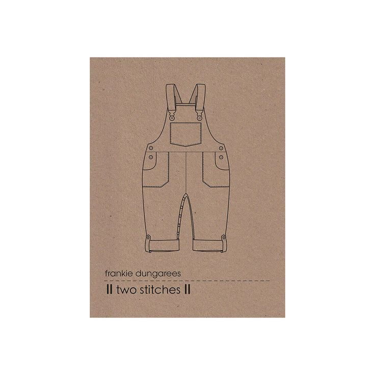 BuyTwo Stitches Children's Frankie Dungarees Online at johnlewis.com