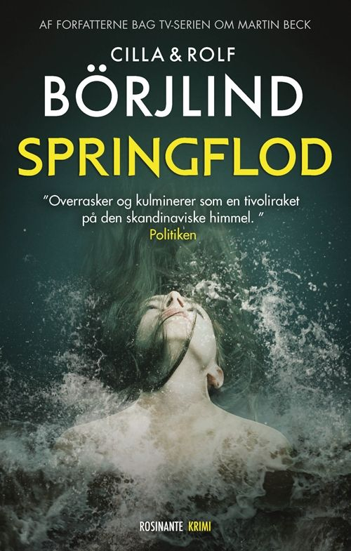 Springflod. krimi (Indbundet)