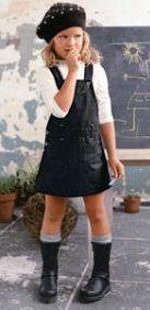 Storleksguide Barnkläder Barn - Hur stora är amerikanska storlekarna