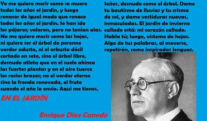 Enrique Diez-Canedo (Badajoz, España)