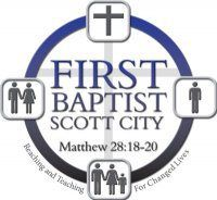 Sermon: Matthew 22:34-40 – Our Vision: Where We Hope To Go | First Baptist Scott City, MO