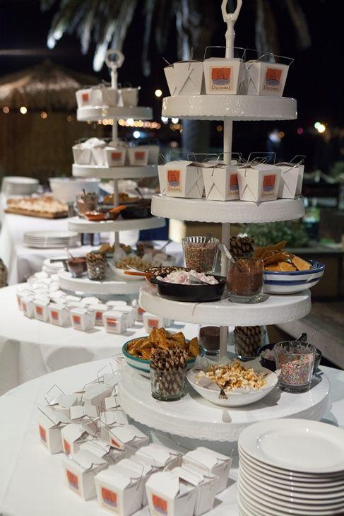 Our Sweet Treat Buffet #Donovans