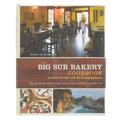 The Big Sur Bakery Cookbook | Big Fan Of This :) | Pinterest