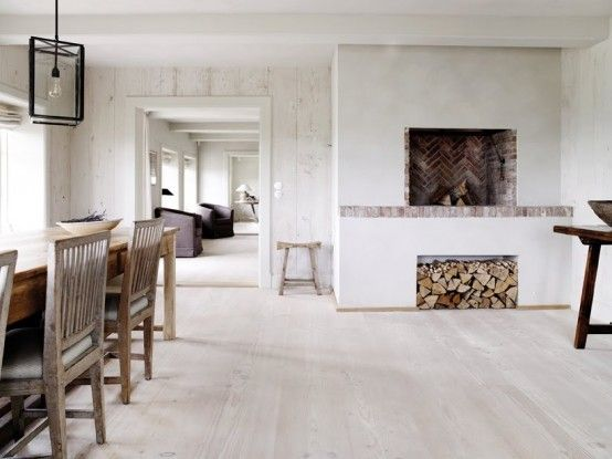 pickled flooring - Google Search