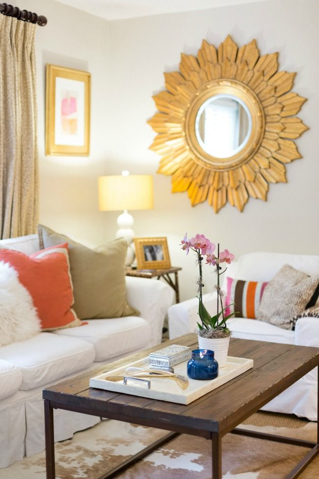 Here are our 10 best home tours to inspire on lauratrevey.com -  Each unique and different, these home tours offer decorating ideas with shopping links for you to get the look.