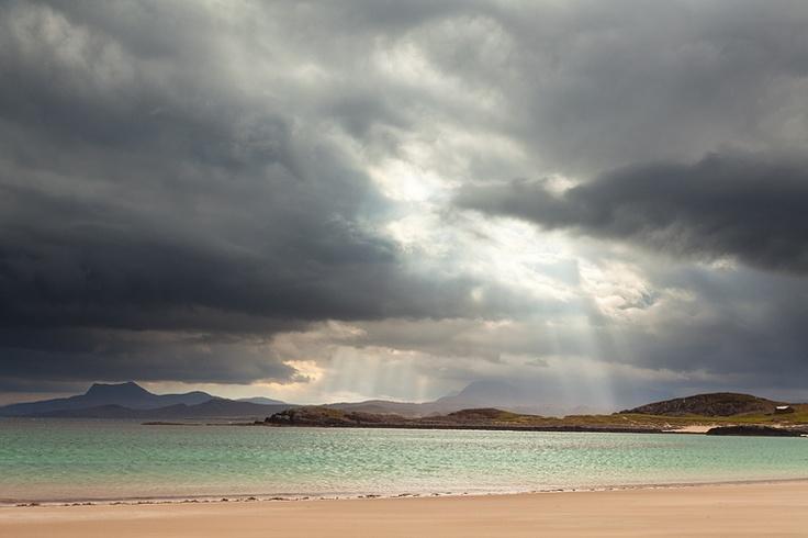 Mellon Udrigle storm - Mellon Udrigle, Scotland, United Kingdom by Bart Heirweg