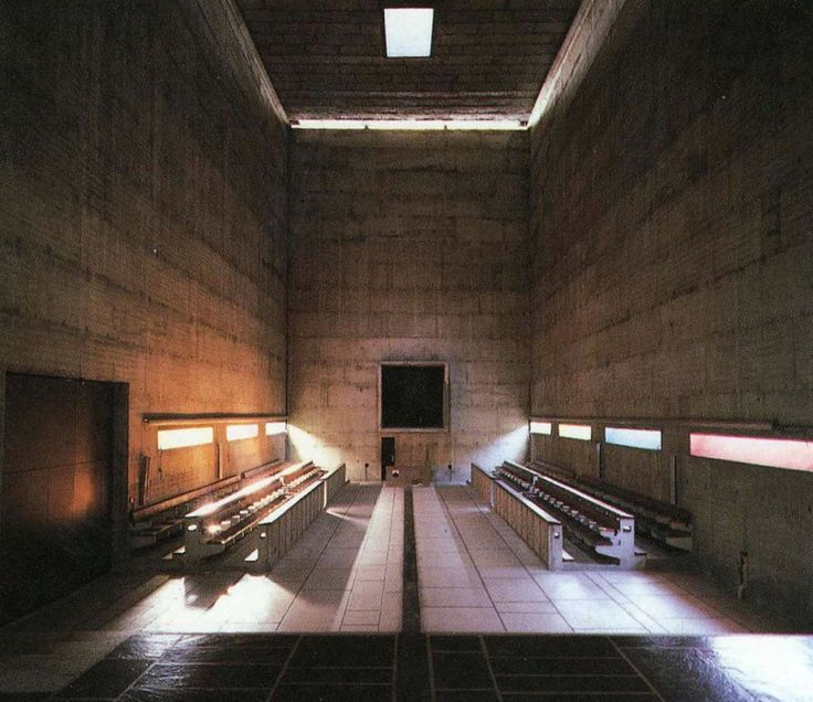 Sainte Marie de La Tourette / Le Corbusier