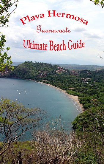Tips for visiting Playa Hermosa in Guanacaste, Costa Rica. Information about places to stay, what to do, where to eat and more http://mytanfeet.com/costa-rica-beach-information/playa-hermosa-guanacaste/ via @mytanfeet