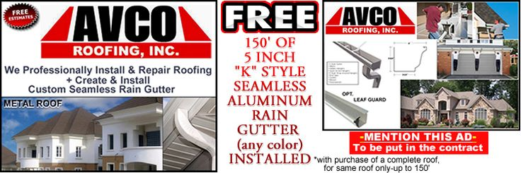 Best 17 Best Images About Aluminum Seamless Rain Gutter On 400 x 300