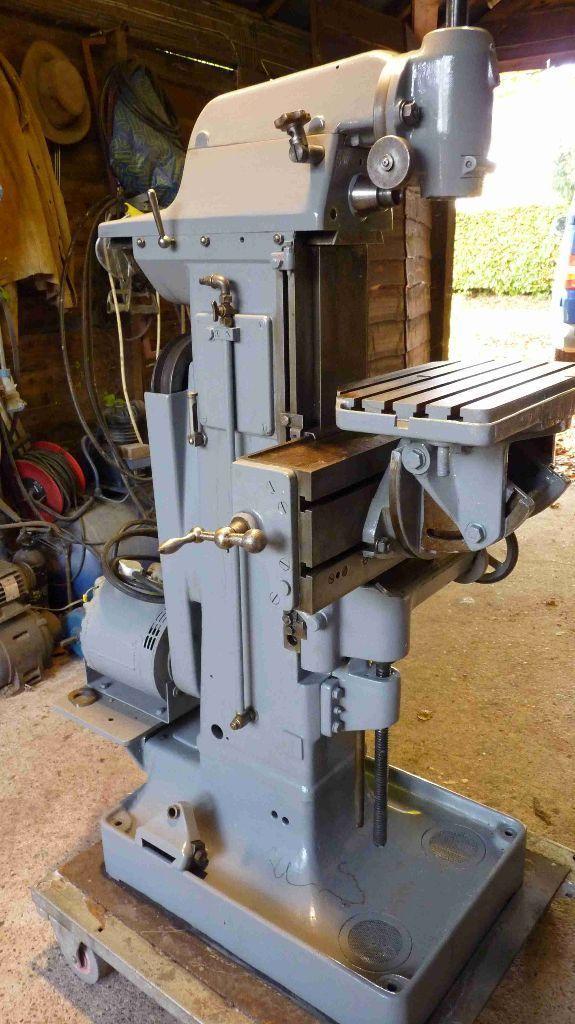 FP1 Milling Machine | United Kingdom | Gumtree