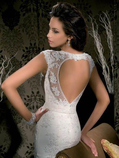 cute: Wedding Dressses, Backless Wedding Dresses, Wedding Ideas, Weddings, Wedding Gowns, Dream Wedding, Open Back, Future Wedding