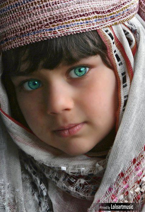Afghan Girl. people photography, world people, faces