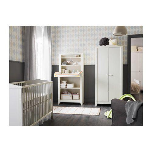 HENSVIK Spjälsäng  vit 699 kr från IKEA
