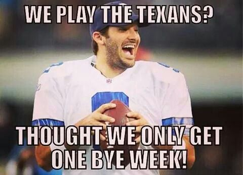 If you want some good DALLAS COWBOYS vs Houston Texans memes check out my new DALLAS COWBOYS VS TEXANS board. #BeatTexans