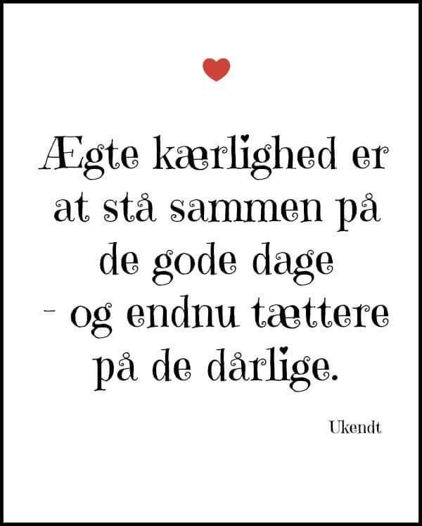Kærlighed citat til hende
