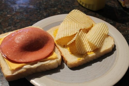 b and b adriano bologna sandwich - photo#6