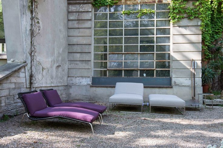 Living Divani - Google+ Frog lounge and Ile club daybed des. Piero Lissoni for Living Divani