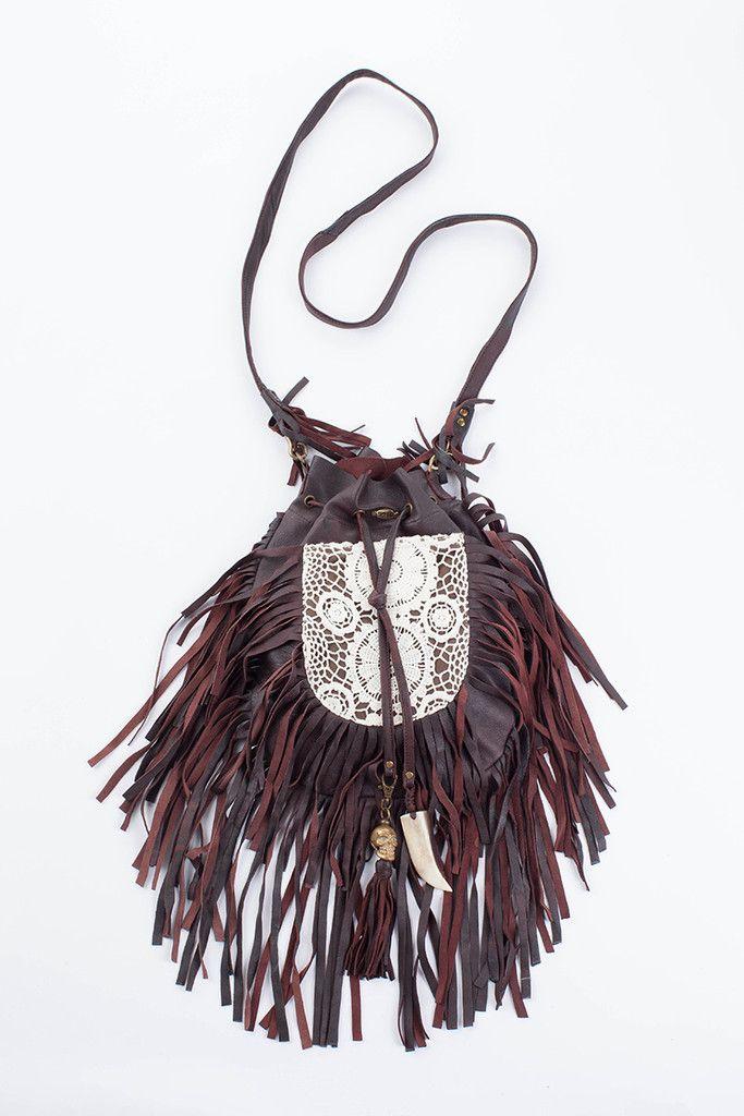 Crochet Tassel Bag : crochet tassel bag jewelry handbags hats Pinterest