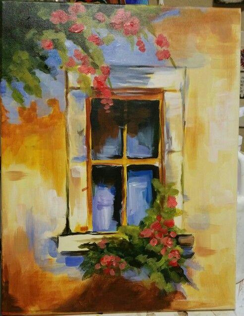 Inner artiste sip n paint events