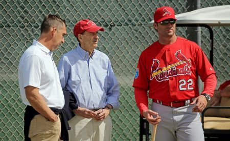 Promoting John Mozeliak was the wrong move for the St. Louis Cardinals | isportsweb
