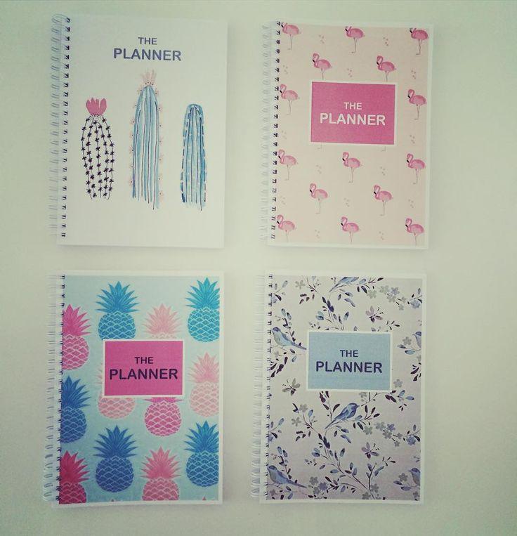 Yeni plannerlar geldi 😊 Sizin favoriniz hangisi 😊 Fiyatı 18 TL #haftaplanlayıcısı #planner #plannergirl #planneraddict #kirtasiye #kirtasiyeaski #defter #haftaplanlayicisi #hediyefikirleri #today #love #plannerlover #organizer