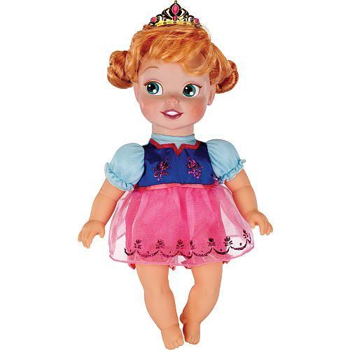 Disney Frozen Deluxe Baby Doll Anna Disney Babies And