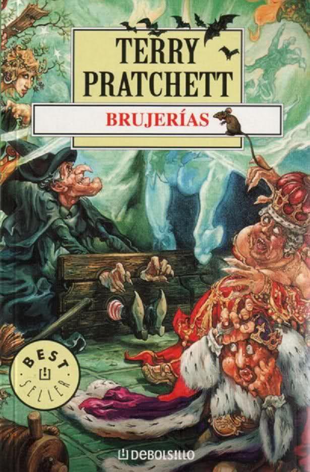 Mundodisco terry pratchett libros pdf