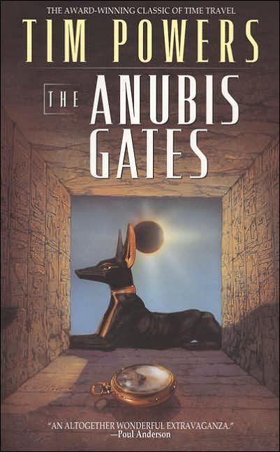 """Now - pay attention, this is the important part - sometime something happened to punch holes in the metaphorical ice cover. Don't ask me how it happened..."" ~ The Anubis Gates by Tim Powers"