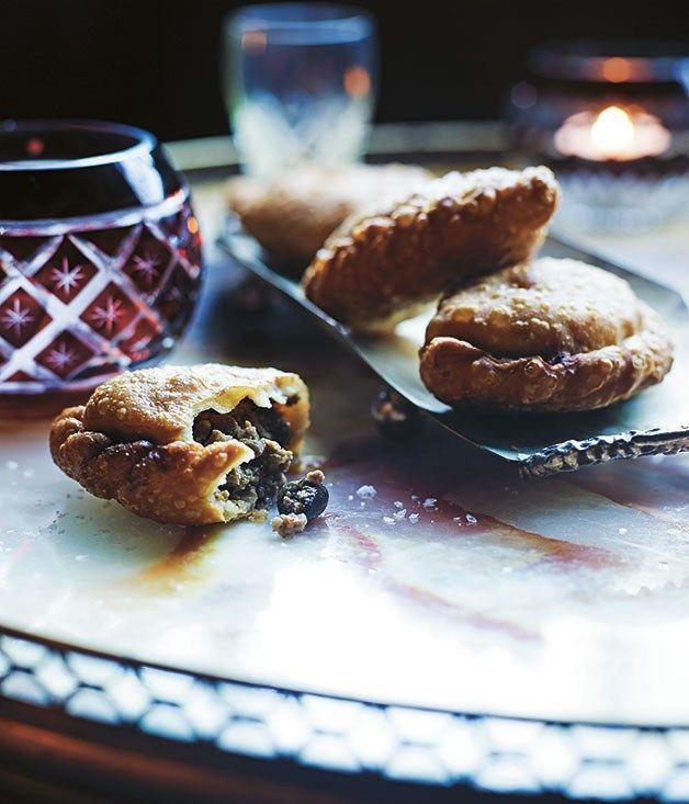 Empanadas de carne recipe | Empanadas recipe - Gourmet Traveller