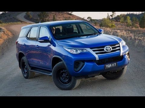 Lihat Pameran Toyota Fortuner 2017 Apa Saja Fitur Barunya