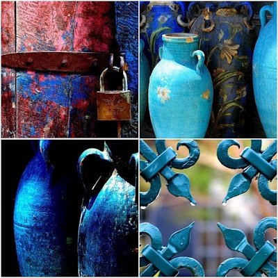 An Indian Summer: Colors: Dazzel Bluepanton, 2014 Colors, Dazzel Blue Pantone, Bluepanton Colors, Blu Dipinto, Colors Schemes, Blue Colors, Indian Summer Colors, Blue Pantone Colors