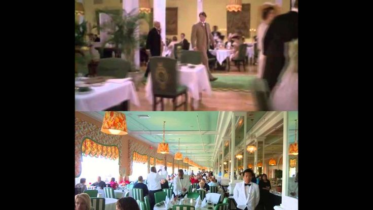 Somewhere in time (filming locations)
