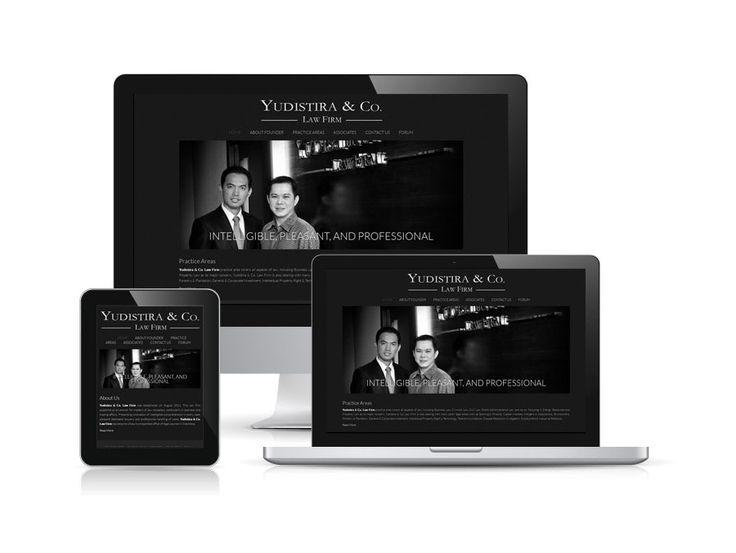 Yudistira Law Firm adalah sebuah perusahaan yang bergerak dalam bidang hukum dan jasa. Web Yudistira Law Firm dibuat sebagai sarana dan sumber informasi tentang perusahaan Yudistira Law Firm.