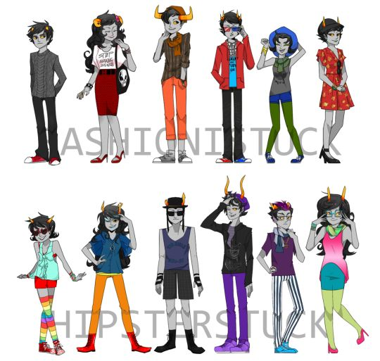 Pin By Kathlyn Smith On Homestuck