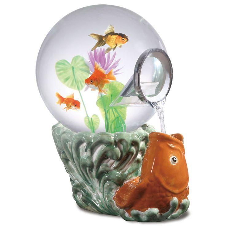 Fancy Fish Tanks 100 best fish bowls images on pinterest   aquarium ideas, aquarium