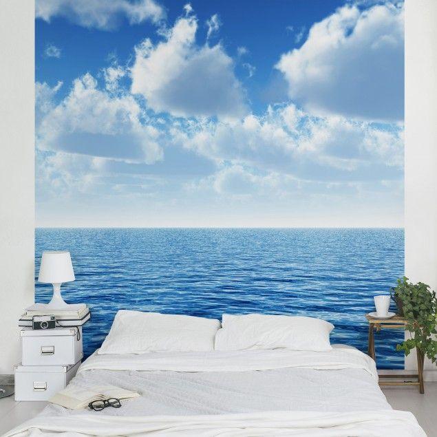 die besten 25 fototapete strand ideen auf pinterest fototapete natur strand schlafzimmer und. Black Bedroom Furniture Sets. Home Design Ideas