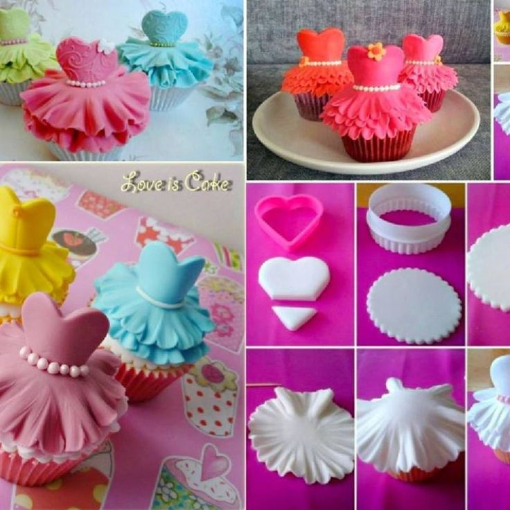 Adorable! I wanted to be a ballerina when I was little and this would be perfect for any little princess's birthday. Who are we kidding, they would be perfect for my birthday and I'm a grownup! A bunch of these would take a while to make for a big party but it would be worth it. They would...