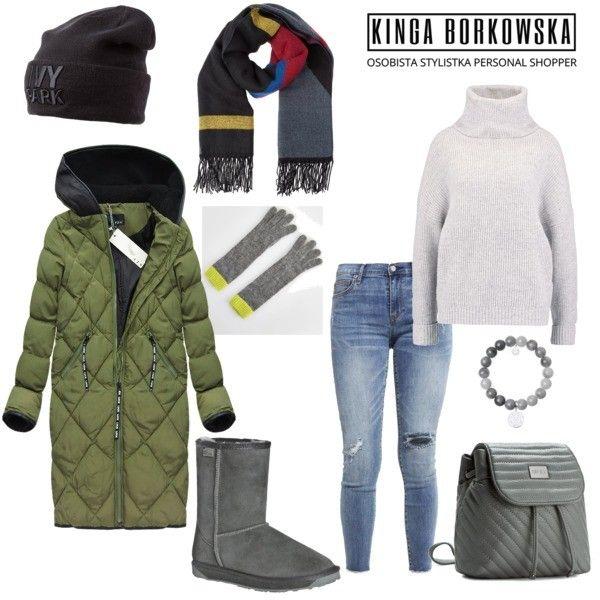 Stylizacja na zimowe spacery :)