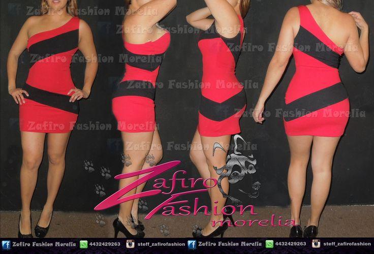 Vestido GUESS bicolor hombro descubierto asietrico encuentralo en  ♥ facebook www.facebook.com/Zaf.girl/  ♥ Instagram en @steff_zafirofashion  ♥ whats: 4432429263  #zafirofashionmorelia #ilovezafiro #GUESS #VestidoRojoNegro #VestidoBicolor #Asimetrico #HombroCaido #Sexy #Coqueta