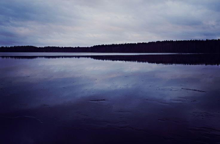 Utter Silence - Frozen?