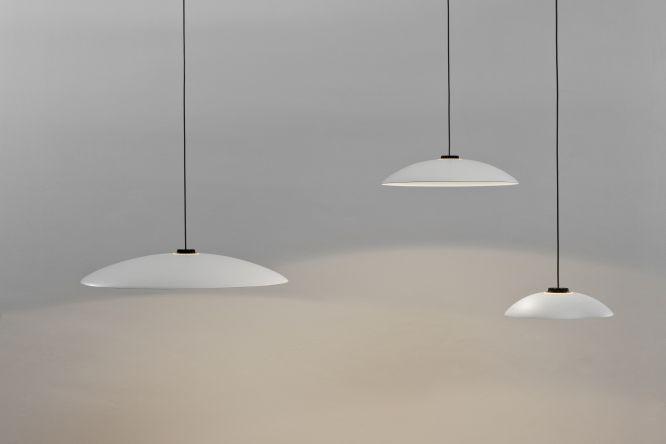 Hanging lamps HeadLed / Metallic