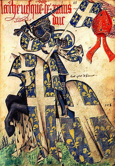 International Heraldry Armorial équestre de la Toison d'Or